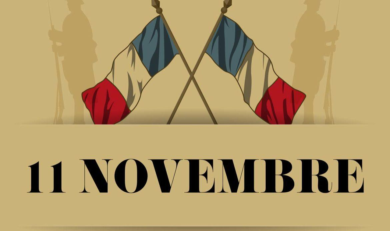 date jour férie fête armistice